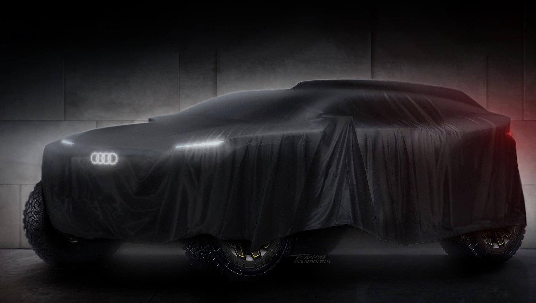 Audi sport,Audi dakar,Audi дакар. Одна из целей участия компании Audi в ралли «Дакар» — испытание гибридной силовой установки и особенно её электрических компонентов. Позже наработки в этой области будут использоваться при создании гражданских автомобилей.