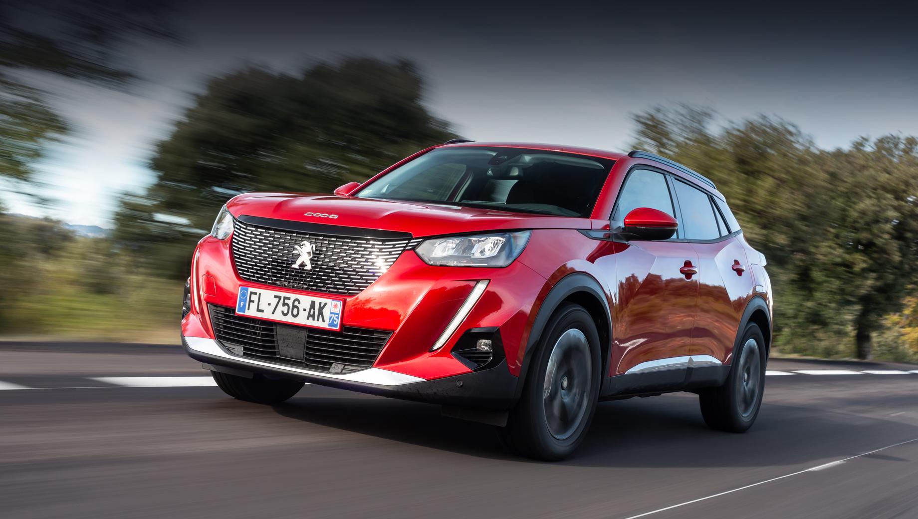 На новый Peugeot 2008 выставлены российские ценники