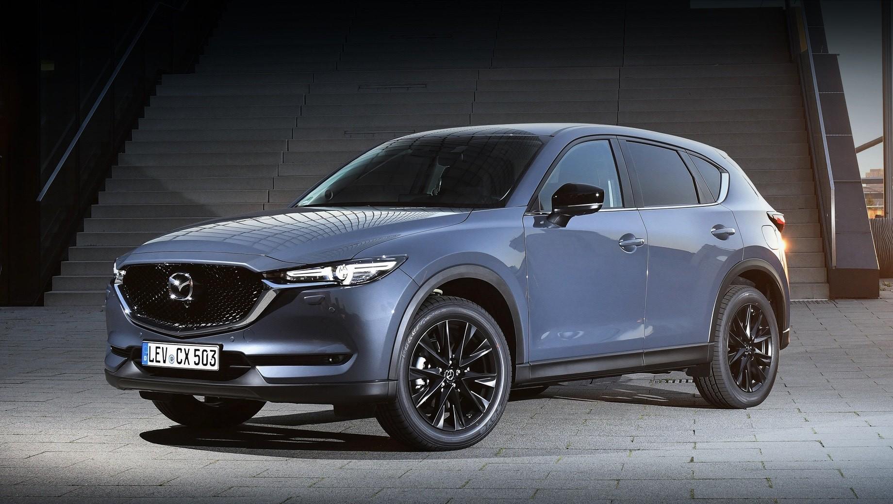 Следующая Mazda CX-5 сохранит прежнее имя и станет крупнее