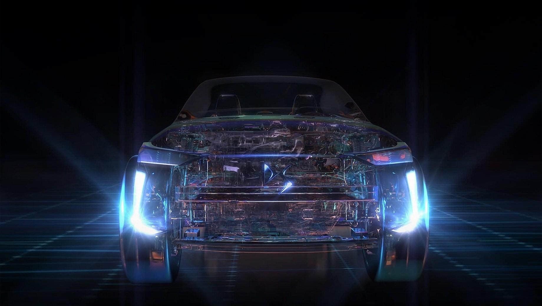 Ds 4,Ds 4. Новый DS 4 кардинально изменится внешне, серьёзной переделке подвергнутся рулевое управление и подвеска, будет вестись обширная работа по уменьшению массы всех компонентов автомобиля. Плюс машина получит автопилот второго уровня — активный круиз-контроль с системой удержания в полосе.