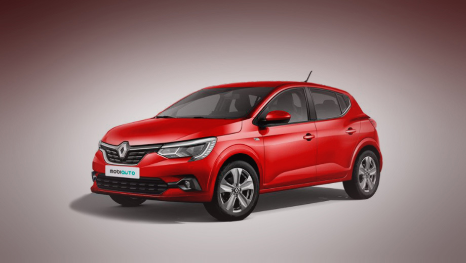 Бразилия получит Sandero III как «большой» Renault Clio