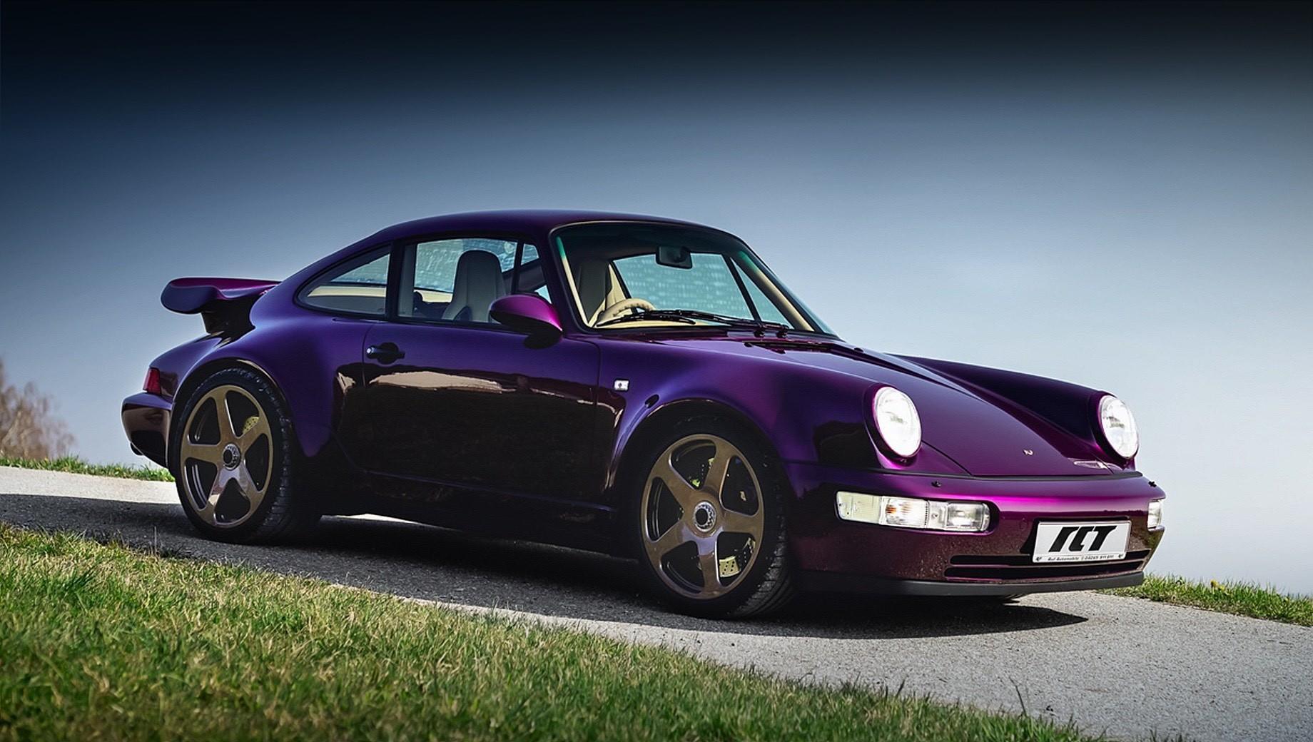 Porsche 911,Porsche 964,Porsche 911 964. «Автомобиль вызывает те же ощущения, которые можно ожидать от купе 964, но с большей мощностью и меньшим весом для более высоких общих характеристик. Рецепт не изменился, ингредиенты стали лучше», — сказала Эстония Руф, директор по маркетингу фирмы Ruf Automobile.