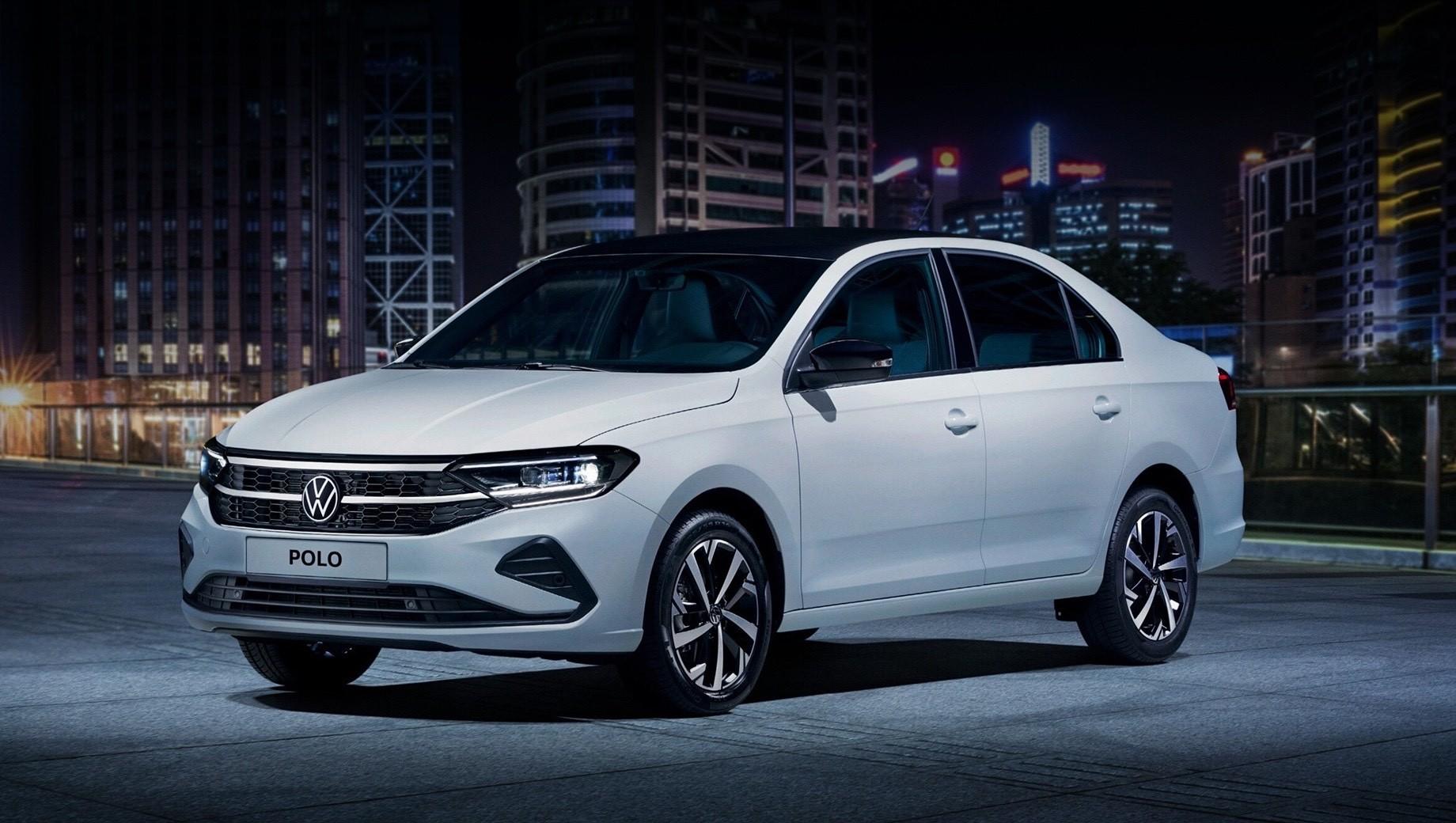 Volkswagen polo. Первое, чем внешне отличается «Спорт» от обычного Polo, — это решётка радиатора с сотовой структурой.