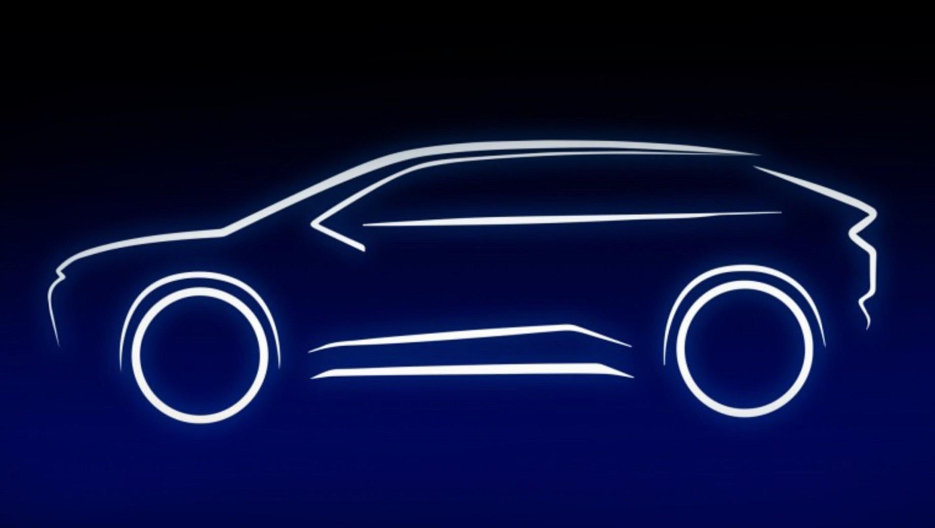 Toyota подготовила к выпуску кроссовер на платформе e-TNGA
