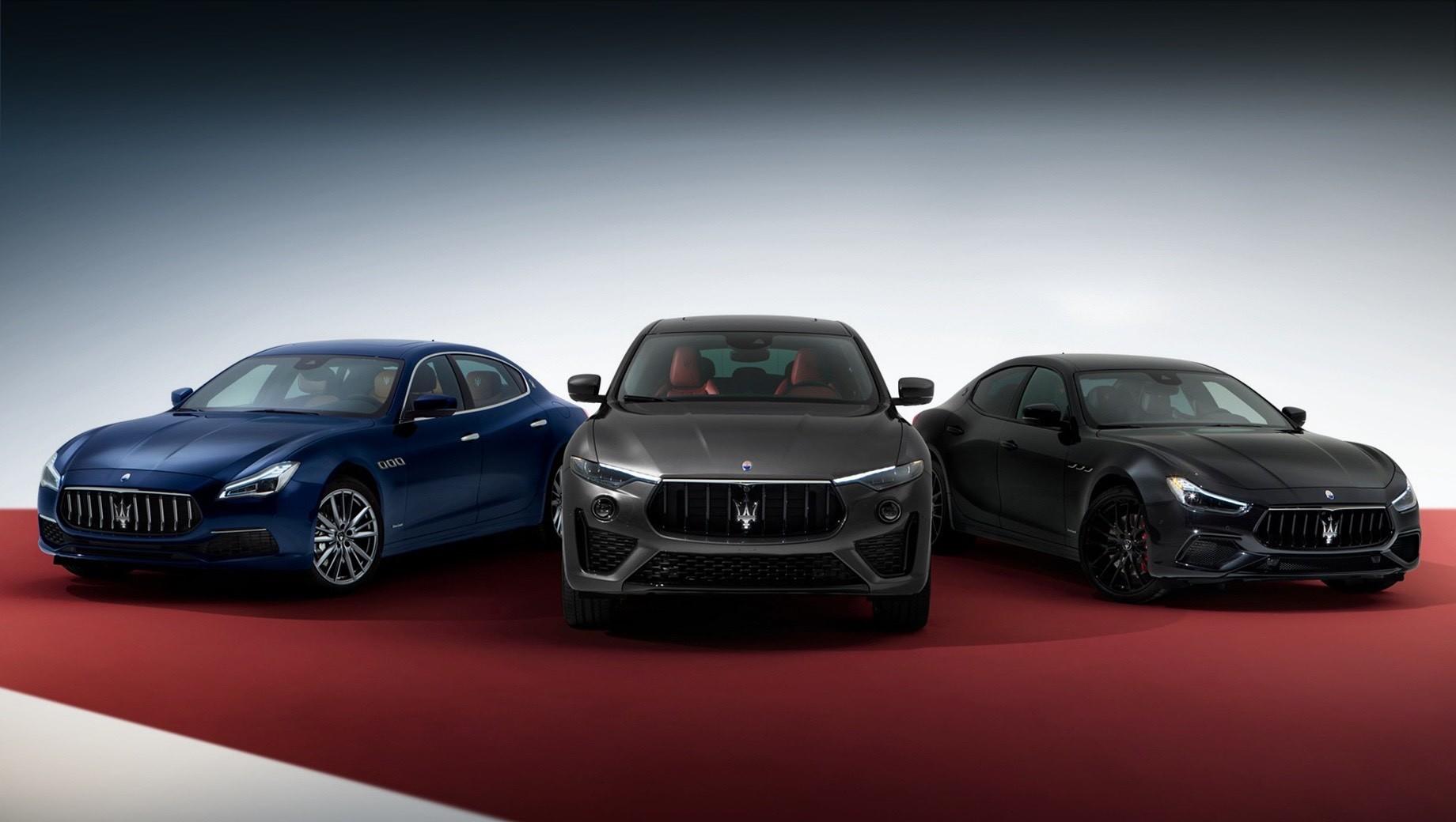 Maserati quattroporte,Maserati levante,Maserati ghibli. Maserati Ghibli, Quattroporte и Levante получили автопилот второго уровня, с которым автомобили могут самостоятельно двигаться по любым дорогам с хорошей разметкой на скоростях до 145 км/ч. Также появилась возможность управлять функциями автомобиля с помощью мобильного приложения.