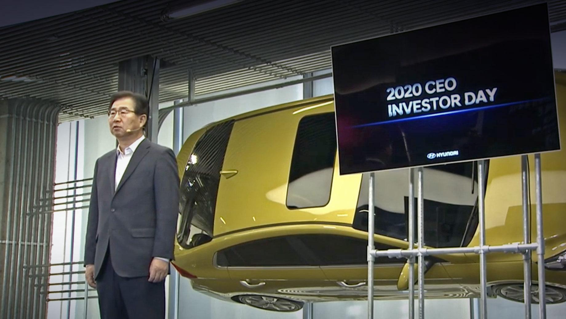 Компания Hyundai включила водород в «Стратегию-2025»