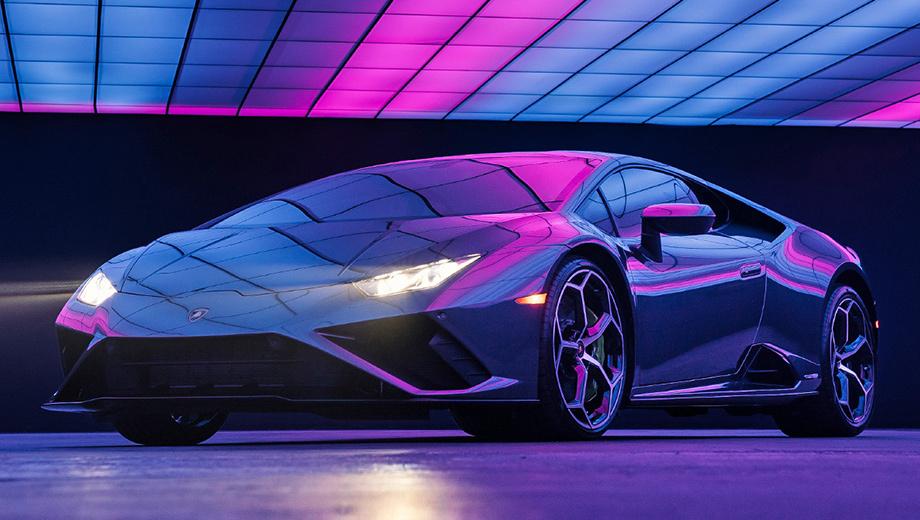 Bugatti и Lamborghini будут до последнего верны ДВС