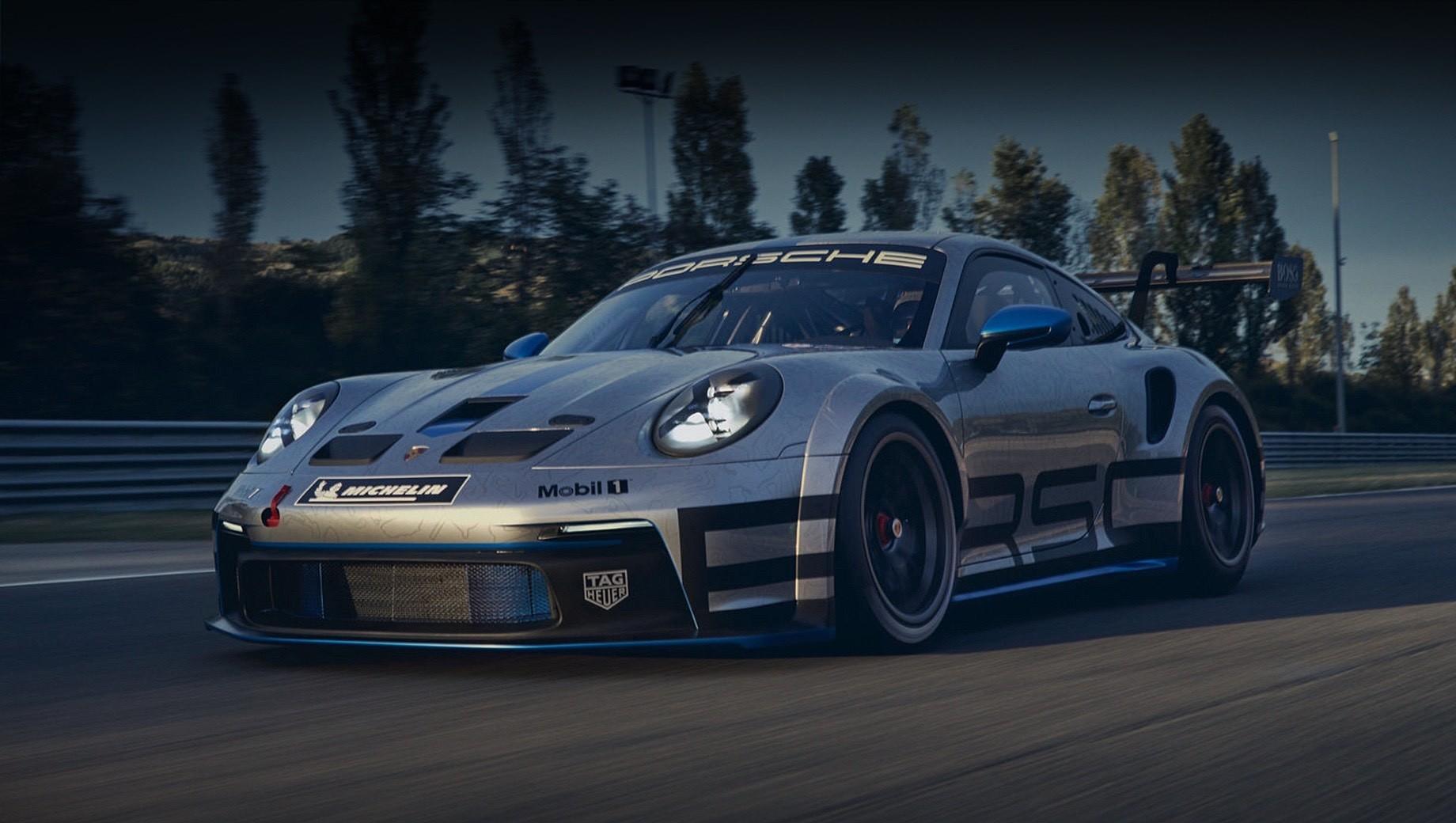 Porsche 911 GT3 Cup стал мощнее и устойчивее на треке