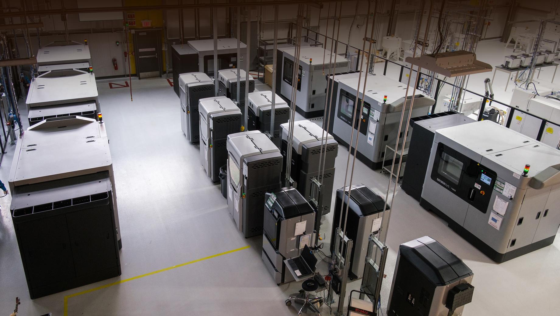 Центр аддитивных технологий поможет GM стать гибче