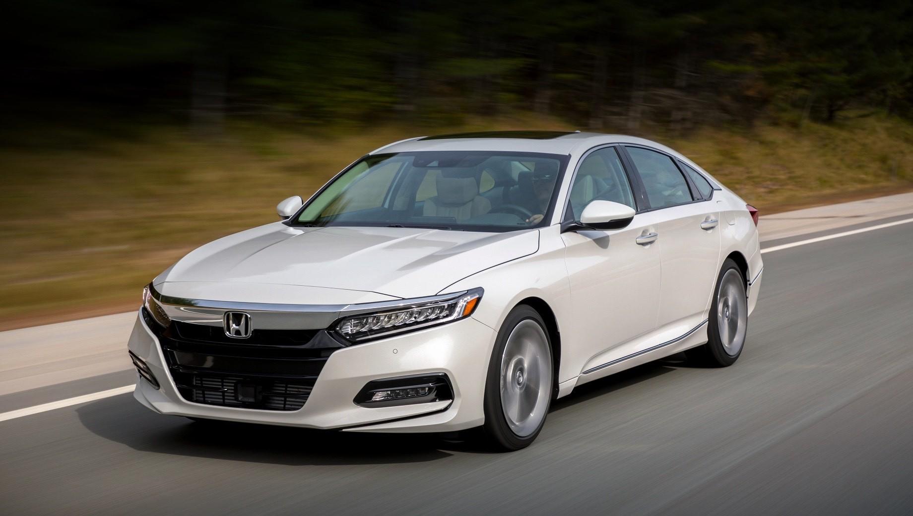 Honda отзовёт полтора миллиона машин по разным причинам