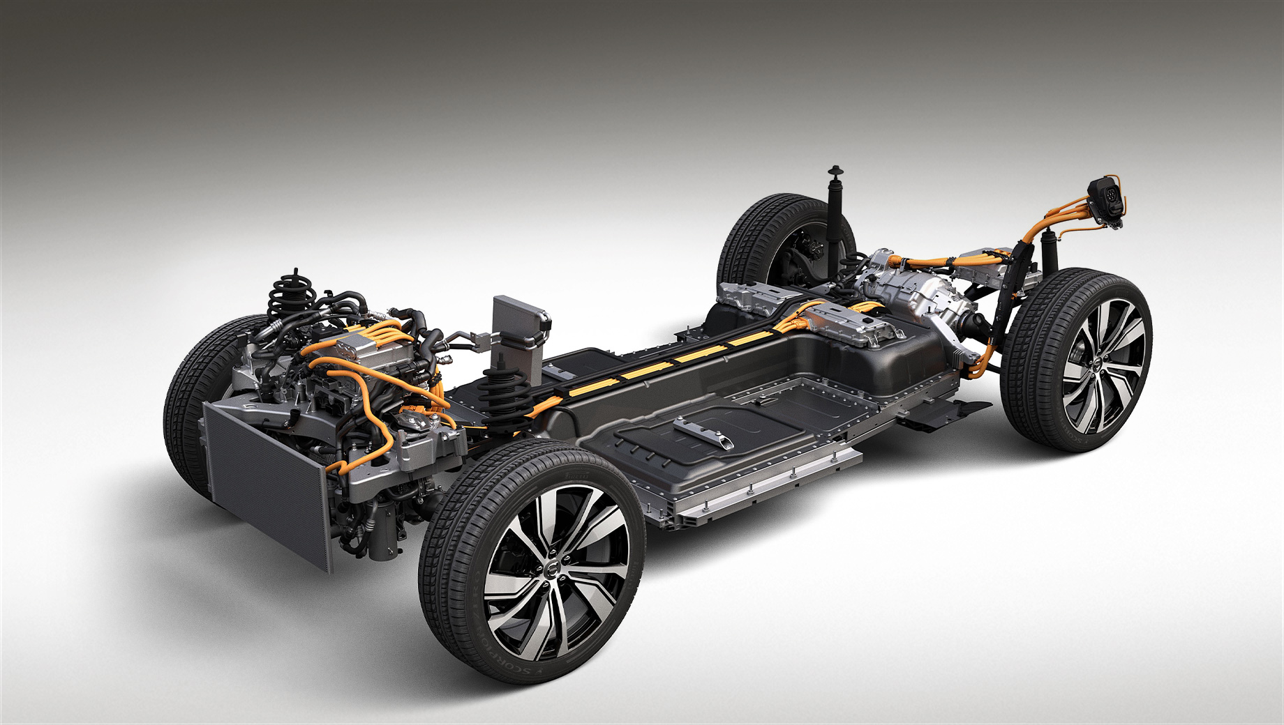 Следующий электрокар Volvo дебютирует весной