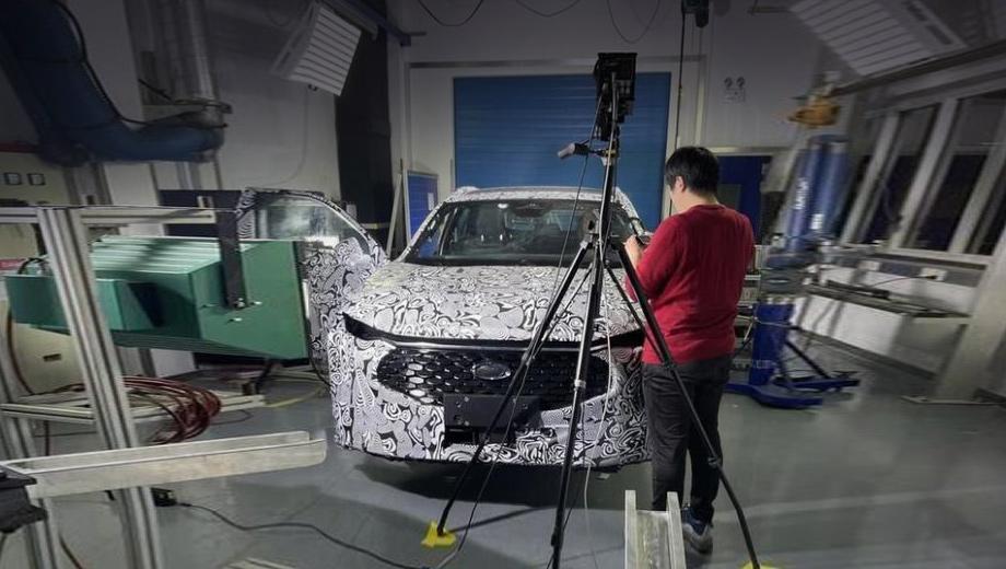 В Китае обнаружен новый кросс-универсал Ford Mondeo