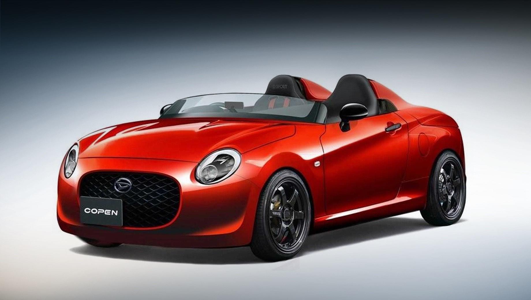 Daihatsu покажет пять концептов на шоу Tokyo Auto Salon