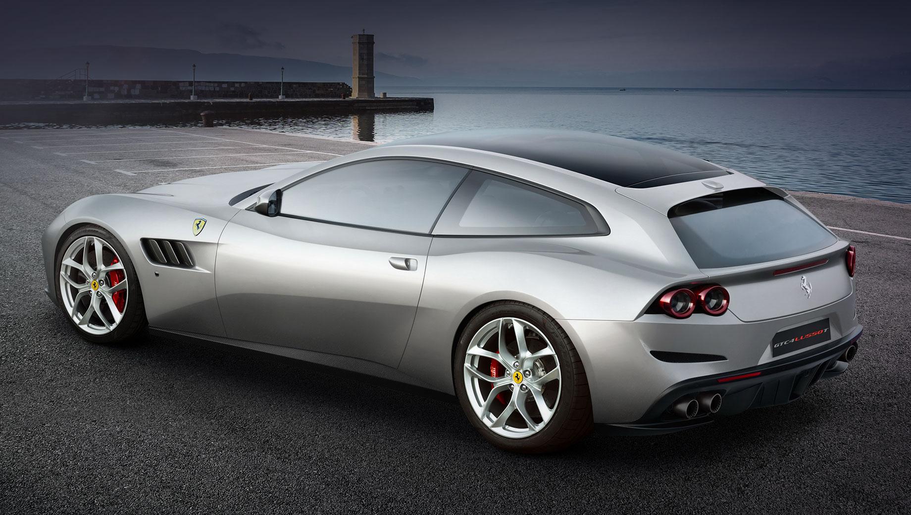 Ferrari purosangue,Ferrari suv. Все прототипы Purosangue, замеченные на сегодняшний день, напоминают универсал GTC4Lusso (на фото), который и уступит место паркетнику. «Ferrari сделает всё возможное, чтобы построить самый быстрый кроссовер», — обещал Серджио Маркионне, выступая в 2018 году в Детройте.