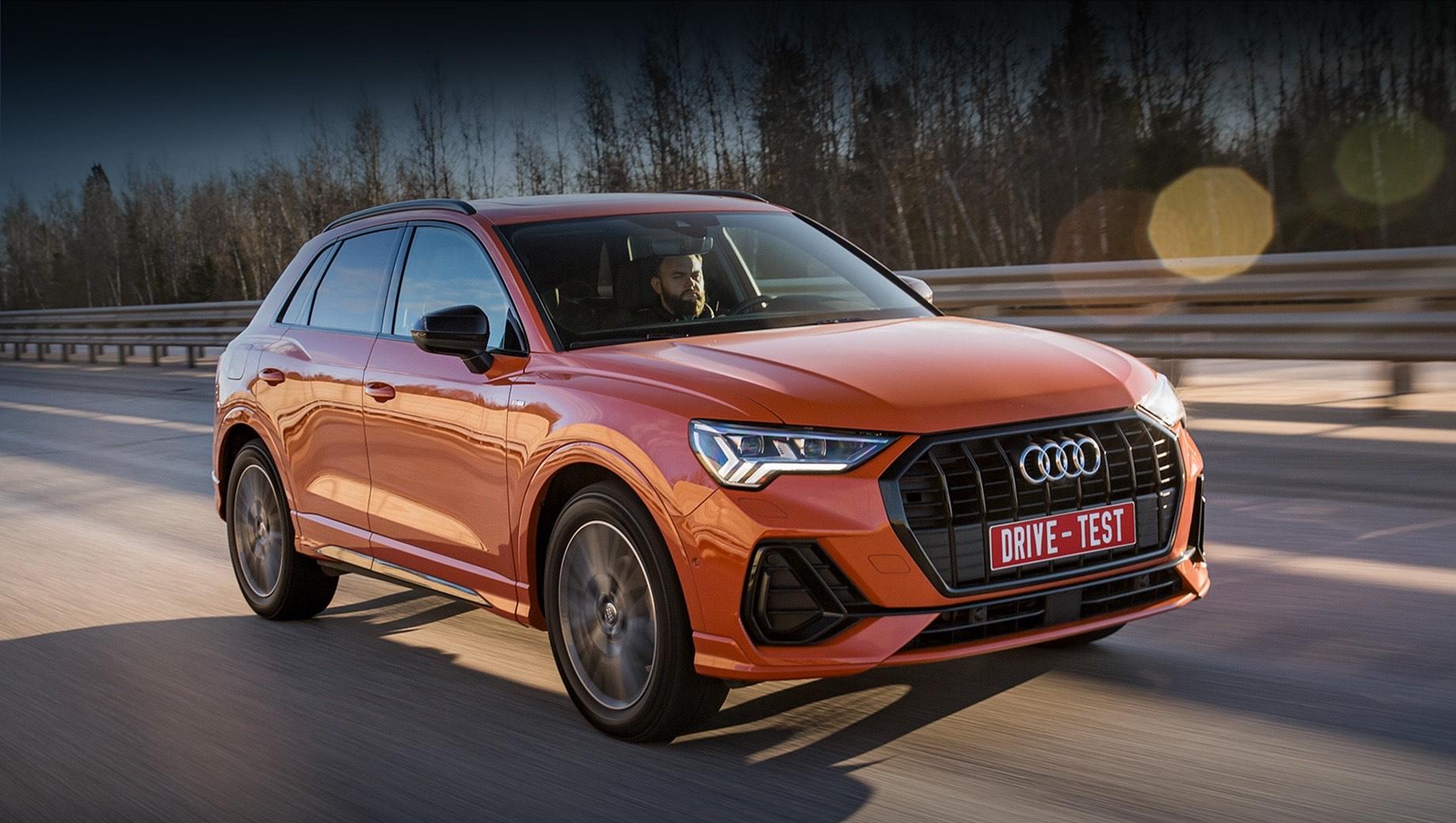 Audi Q3 и Volkswagen Golf поедут на сервис из-за тормозов