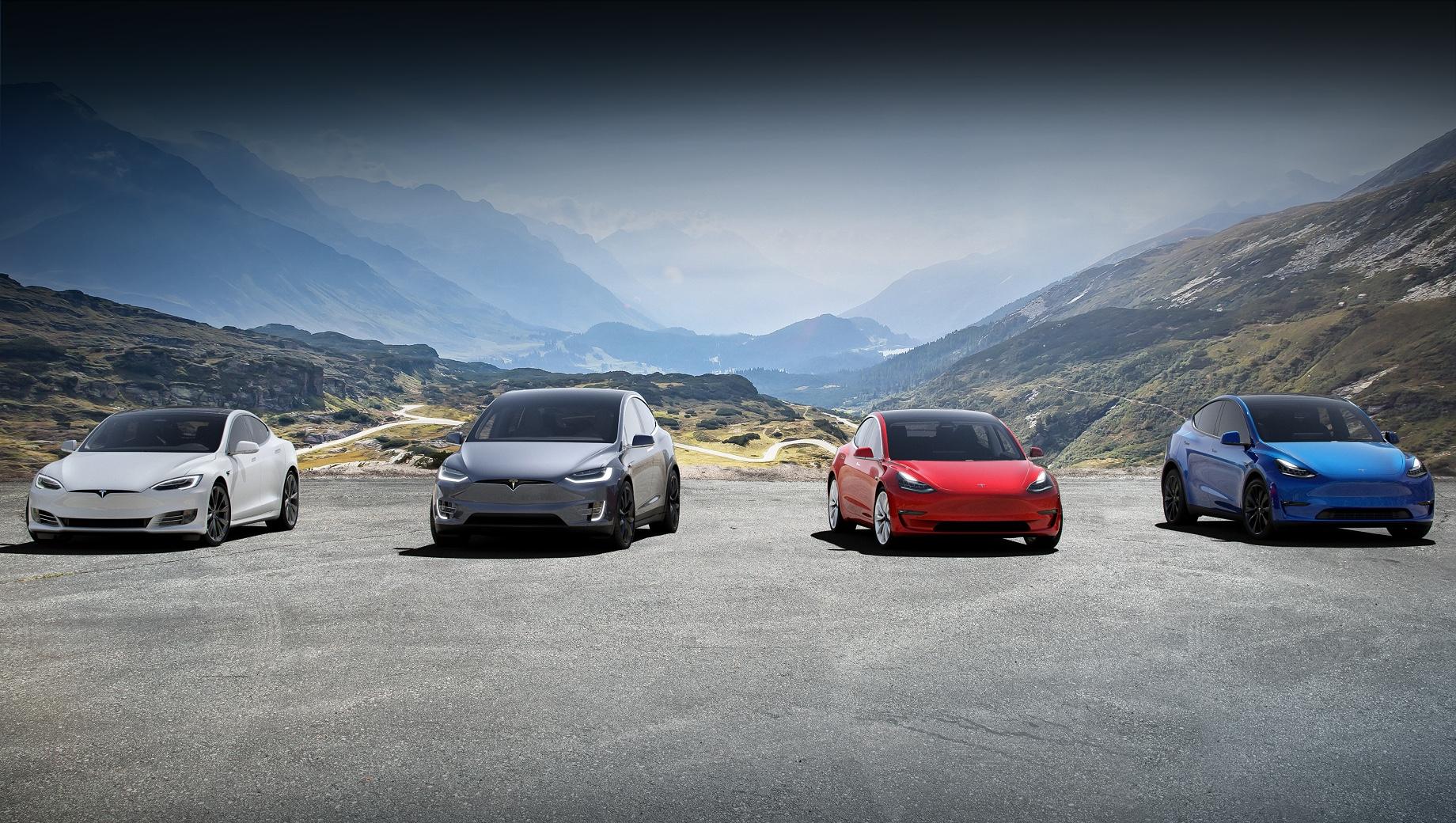 Прошлый год оказался рекордным для фирмы Tesla