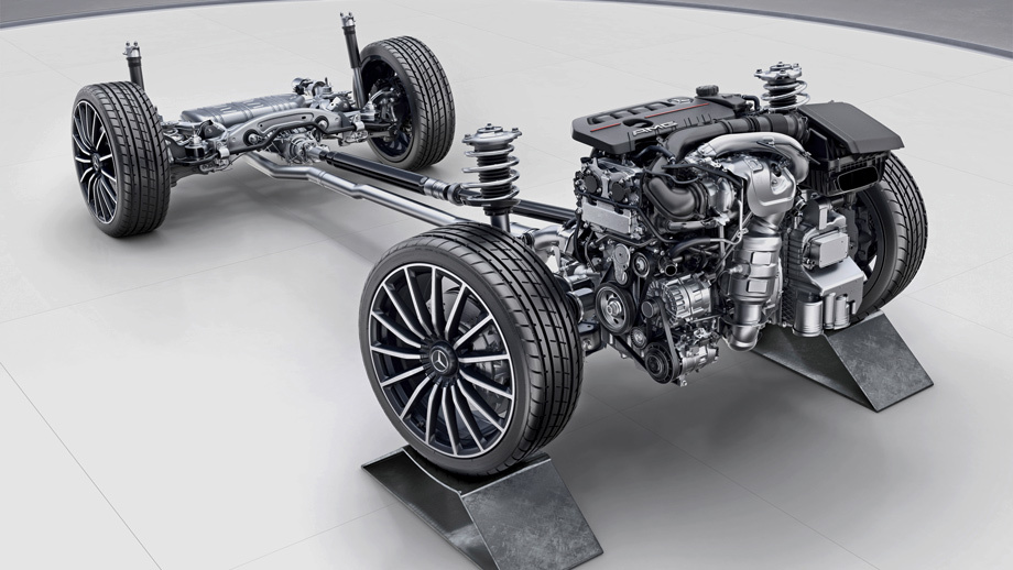 Ранжируем кроссоверы Mercedes-Benz GLA и GLB 250 4matic
