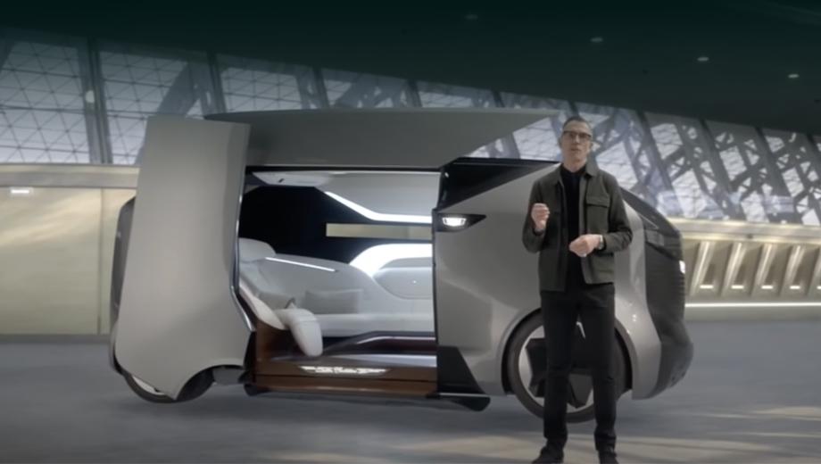 Шаттл и коптер Cadillac намекнули на развитие транспорта