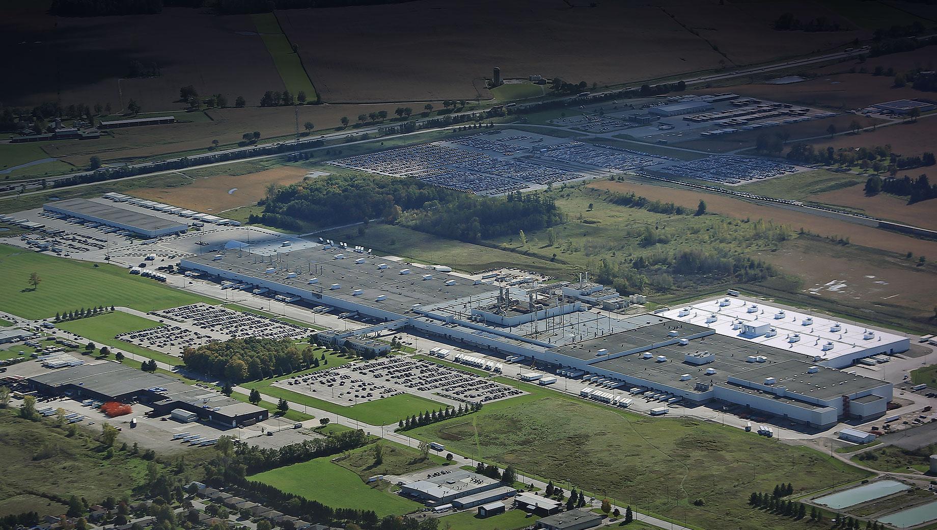 General Motors приспособит завод в Канаде под электрокары