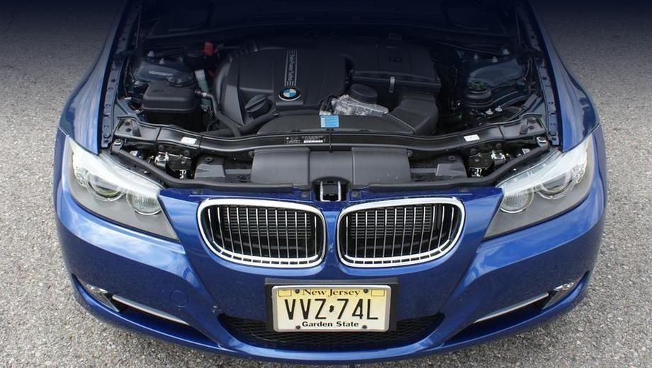 Семейство BMW третьей серии приглашено на ремонт штекера