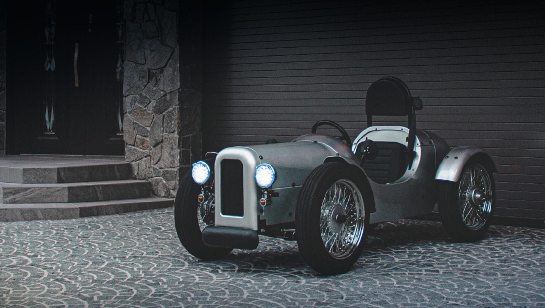Электрокар Blaze EV Classic порадует доступностью