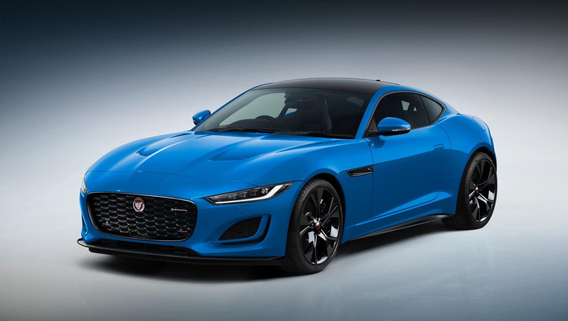 Jaguar F-Type Reims Edition появился благодаря гонке