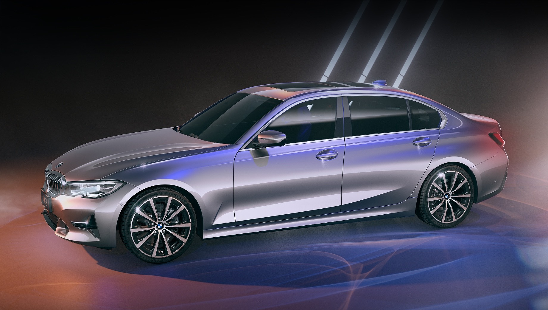 В Индии начались продажи длиннобазной «трёшки» BMW