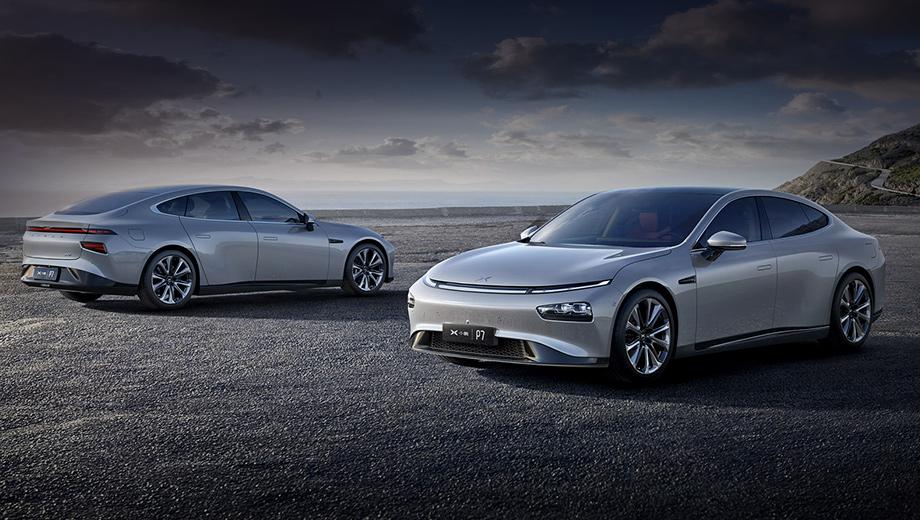 Xpeng Motors предложит Европе четыре модели на батареях