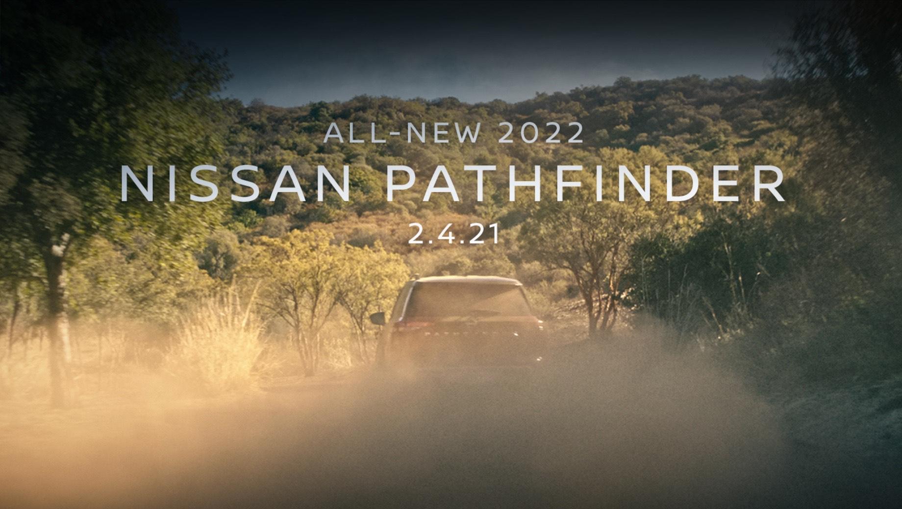 Новый Nissan Pathfinder сохранит атмосферную «шестёрку»