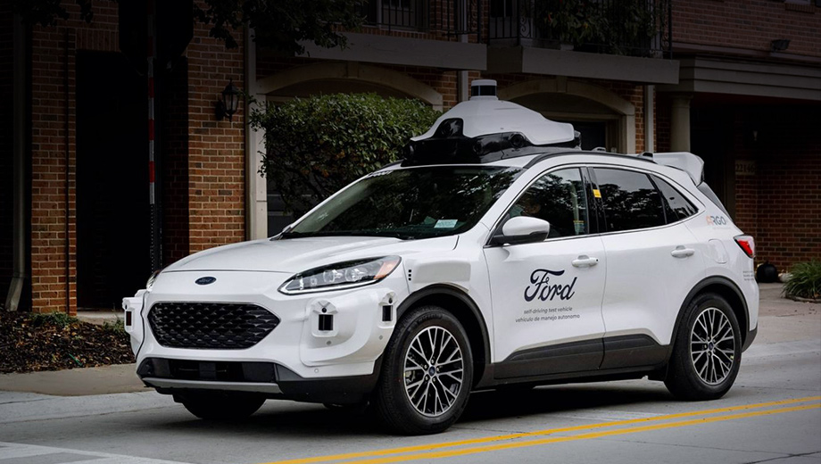 Ford и Google объявили о начале партнёрства в 2023 году