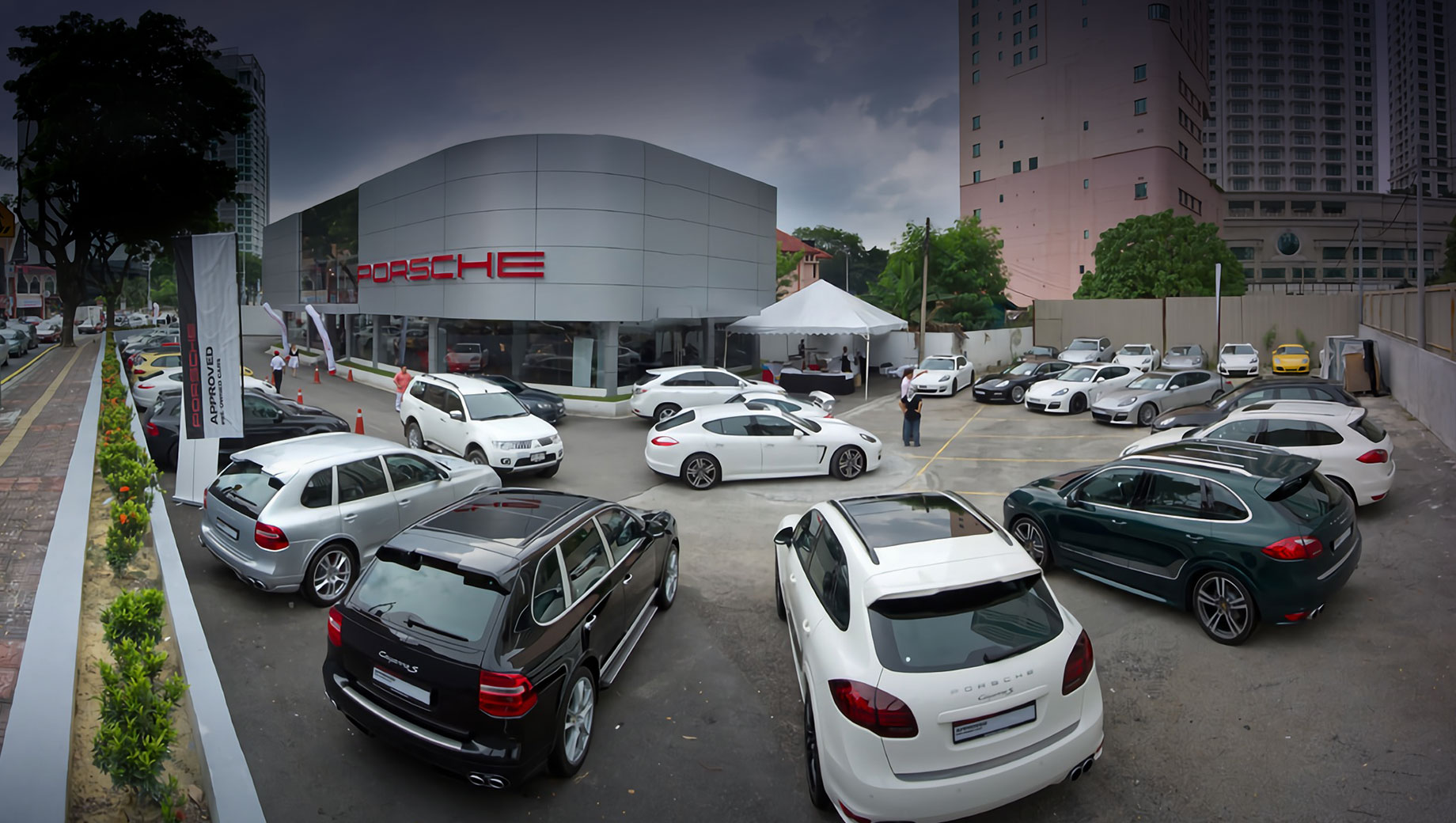 Первый завод Porsche вне Германии откроется в Малайзии