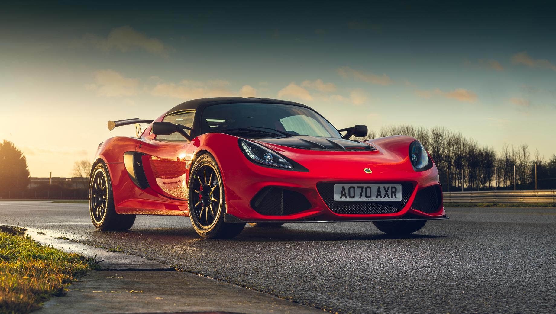 Lotus Elise и Exige Final Edition объявлены вершиной развития линейки