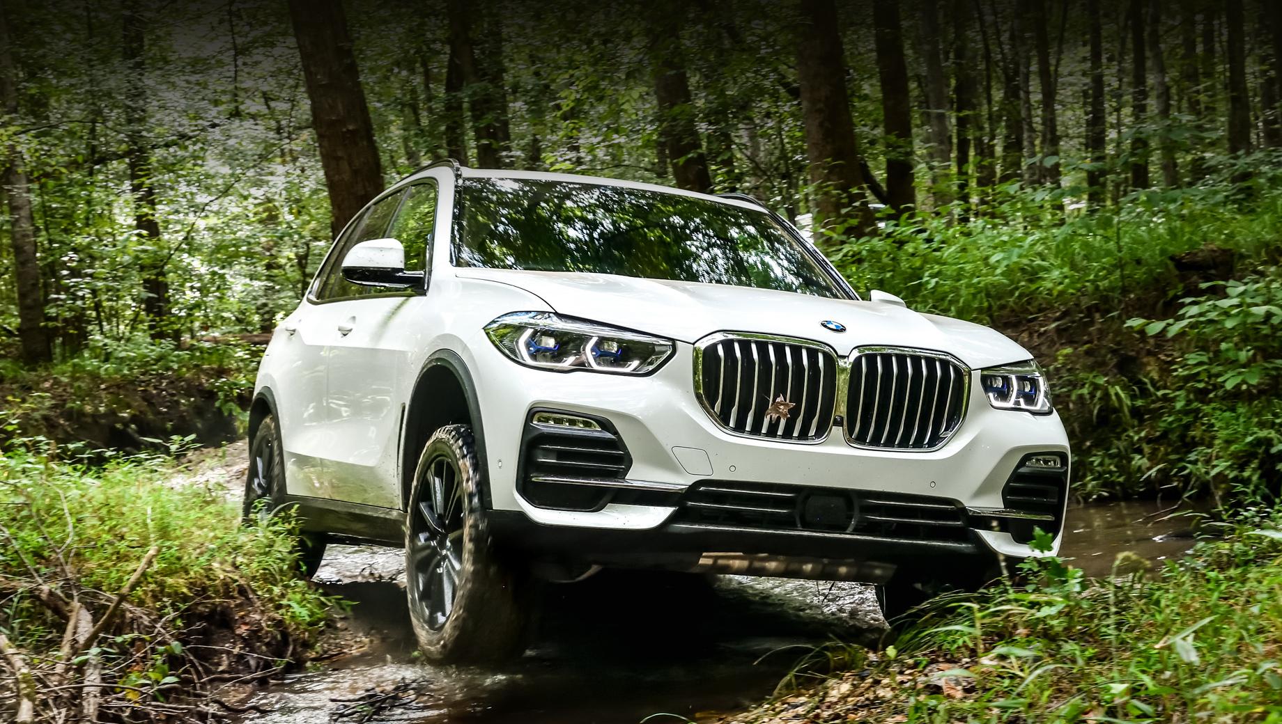 Несколько BMW X5 и X6 вызваны на проверку рулевого вала