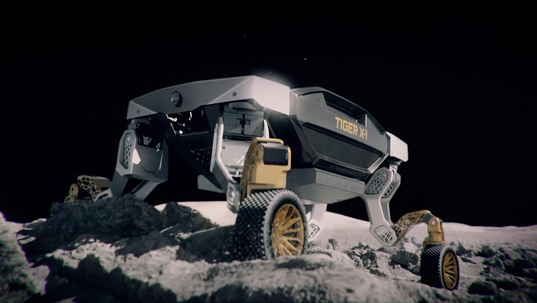Hyundai tiger,Hyundai tiger x1. Разработку «тигра» ведёт дочерняя компания New Horizons Studio со штаб-квартирой в Маунтин-Вью (Калифорния), заменившая фирму CRADLE (Center for Robotic-Augmented Design in Living Experiences). Студия под началом Джона Су создана осенью 2020-го для проектов типа UMV (Ultimate Mobility Vehicle).