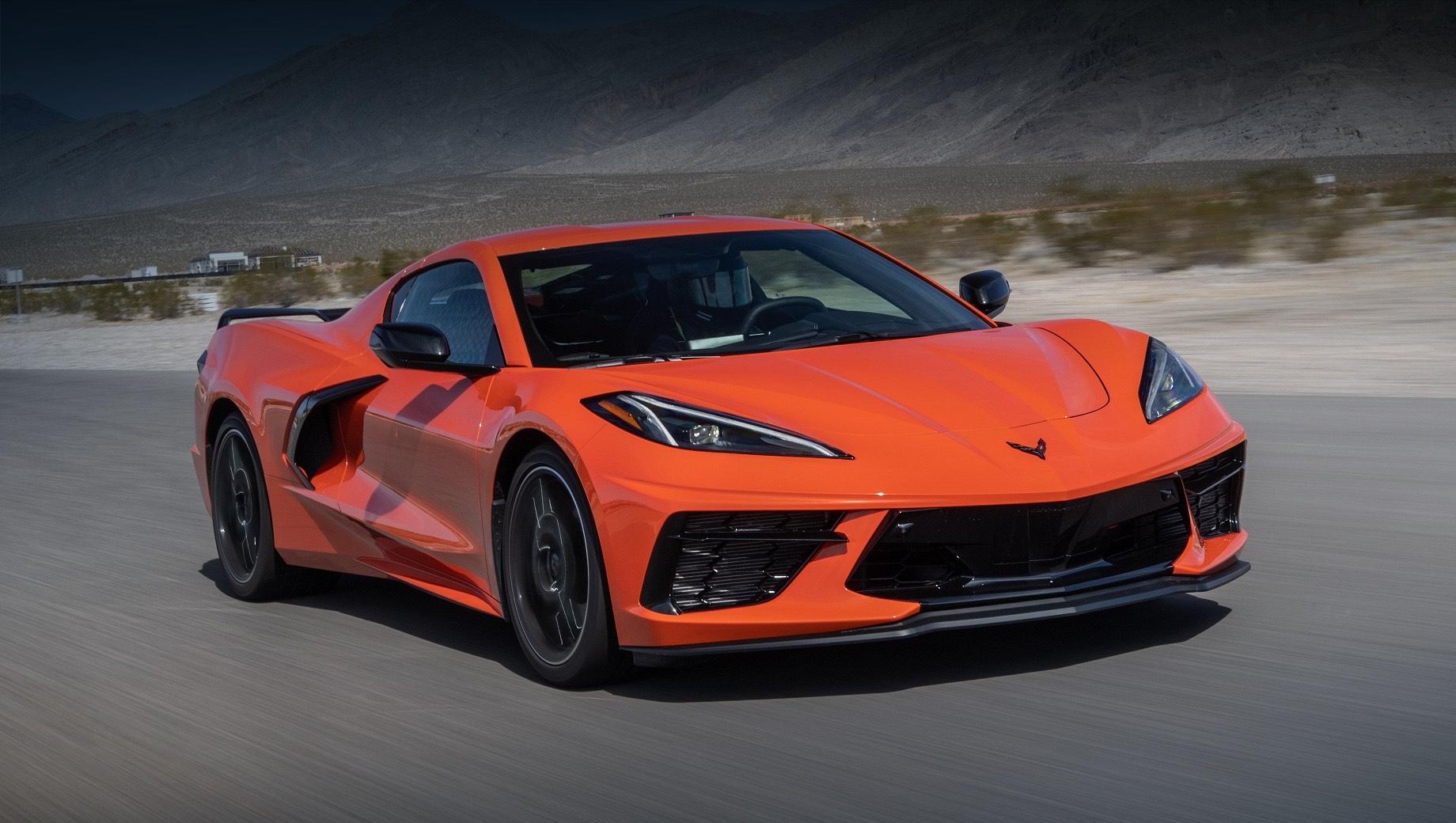Производство спорткара Corvette C8 вновь приостановлено