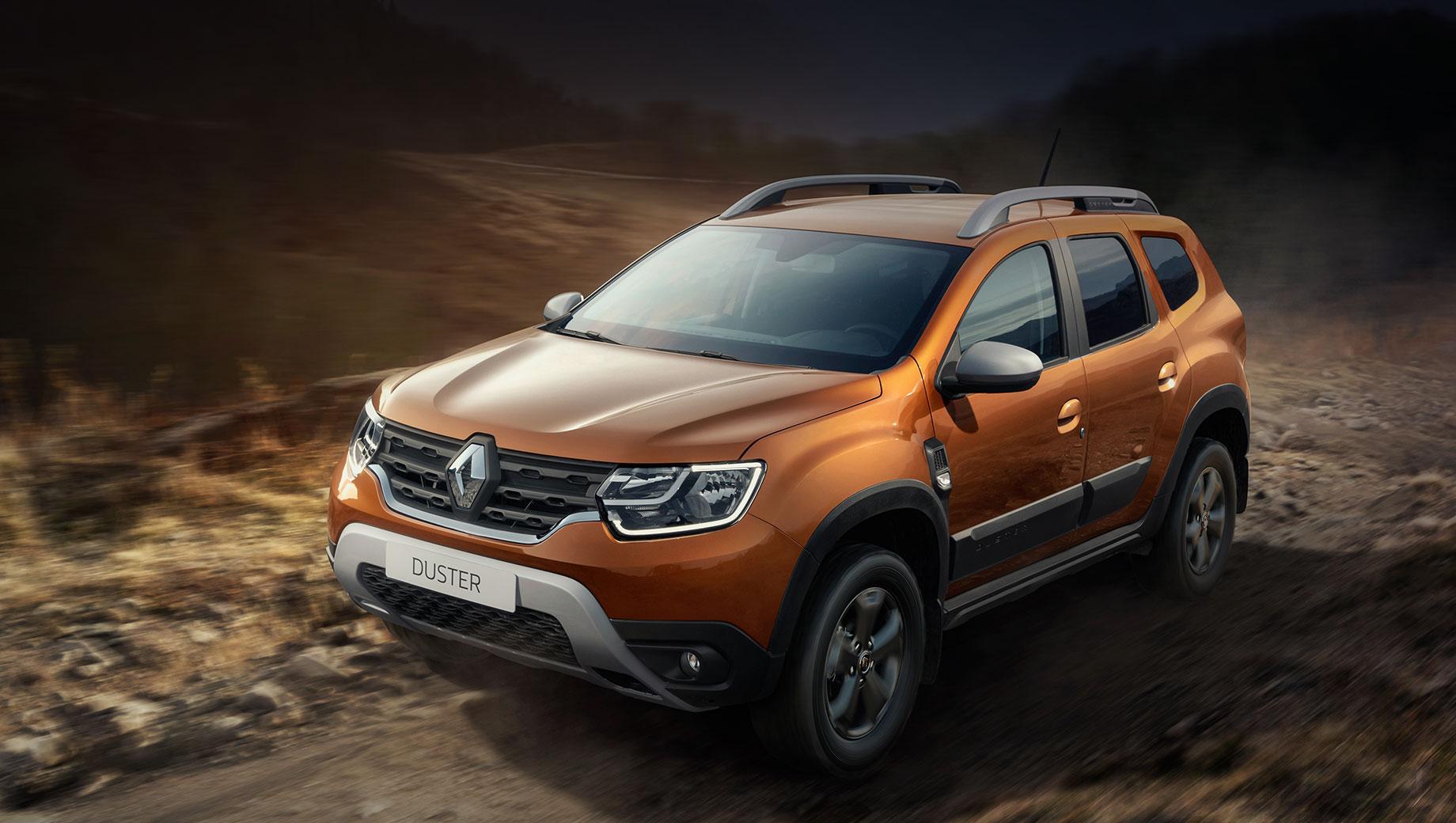 Renault duster. «Второй» Duster для других рынков появился ещё в 2017 году: сначала под маркой Dacia, а затем под брендом Renault. Дизайн нашего Дастера просто повторяет зарубежные образцы, а автором считается француз Жан-Филипп Салар, с января ставший шеф-дизайнером Лады.