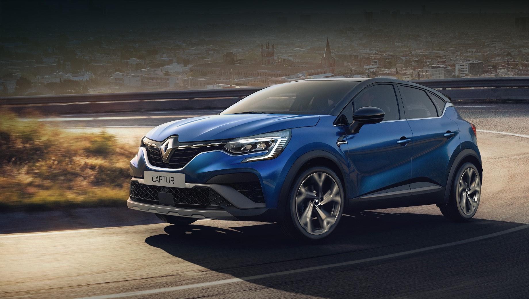 Renault Captur начал модельный год с версией RS Line