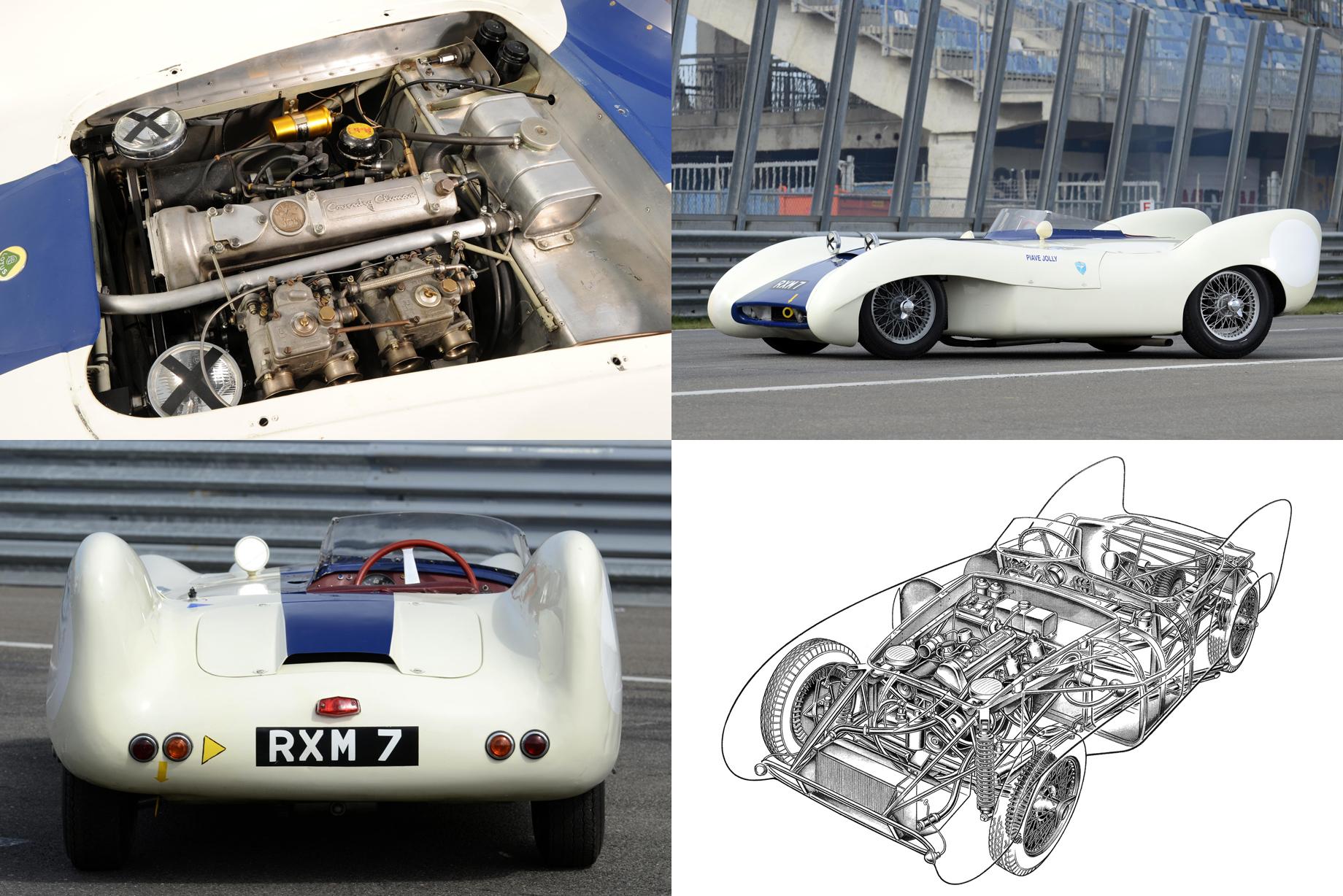 Lotus E-R9 показал эволюцию Лотуса в эпоху после ДВС