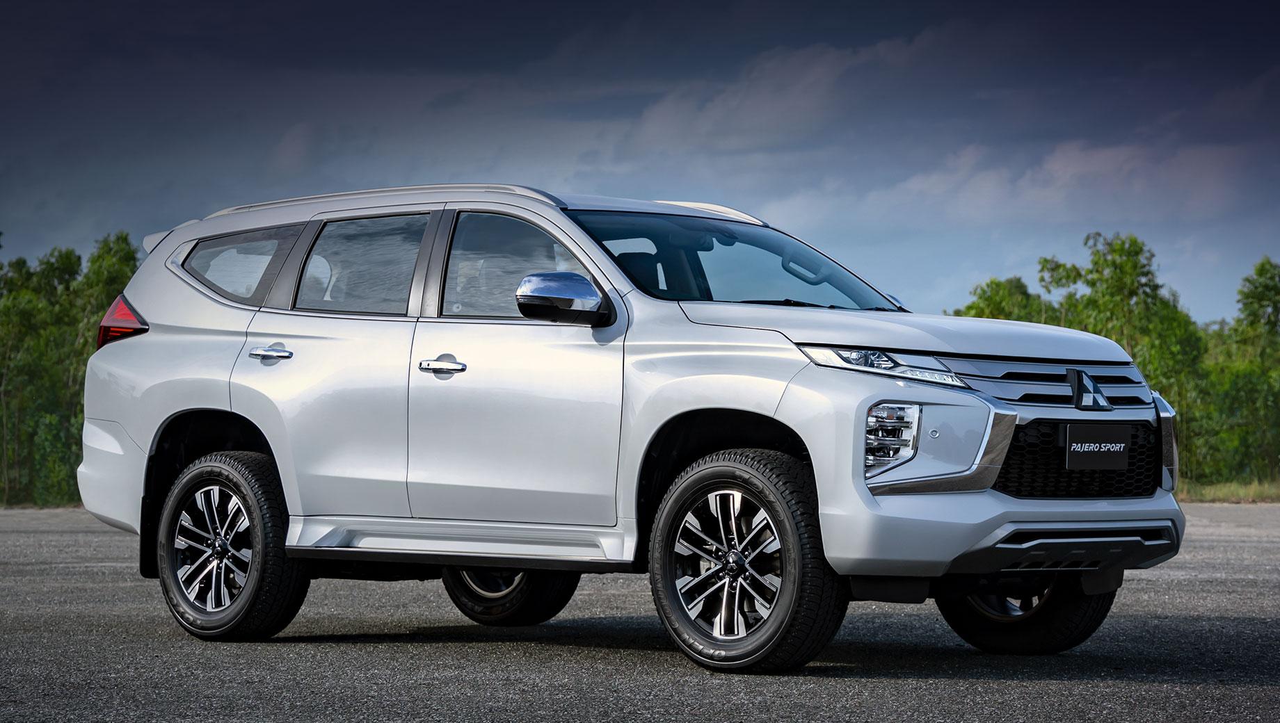 Обновлённый Mitsubishi Pajero Sport из Калуги выйдет на рынок в мае
