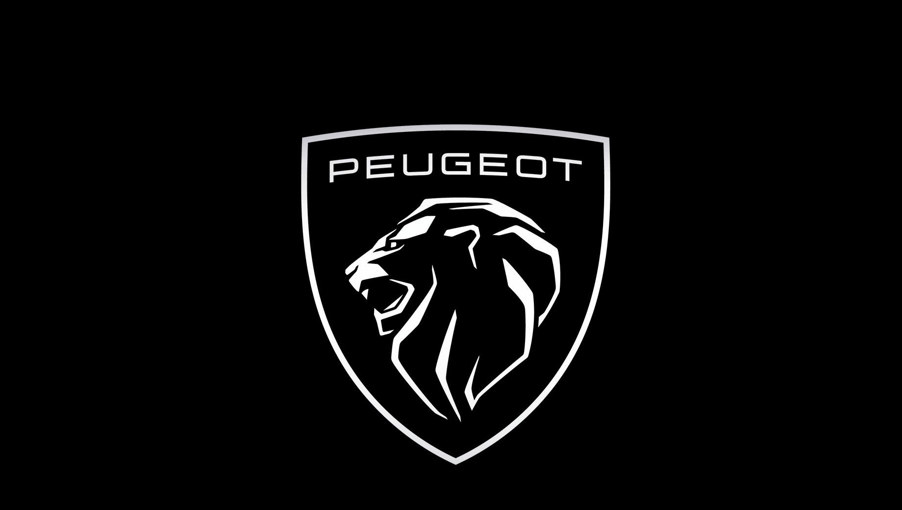 Новым логотипом Peugeot стал герб с львиной головой