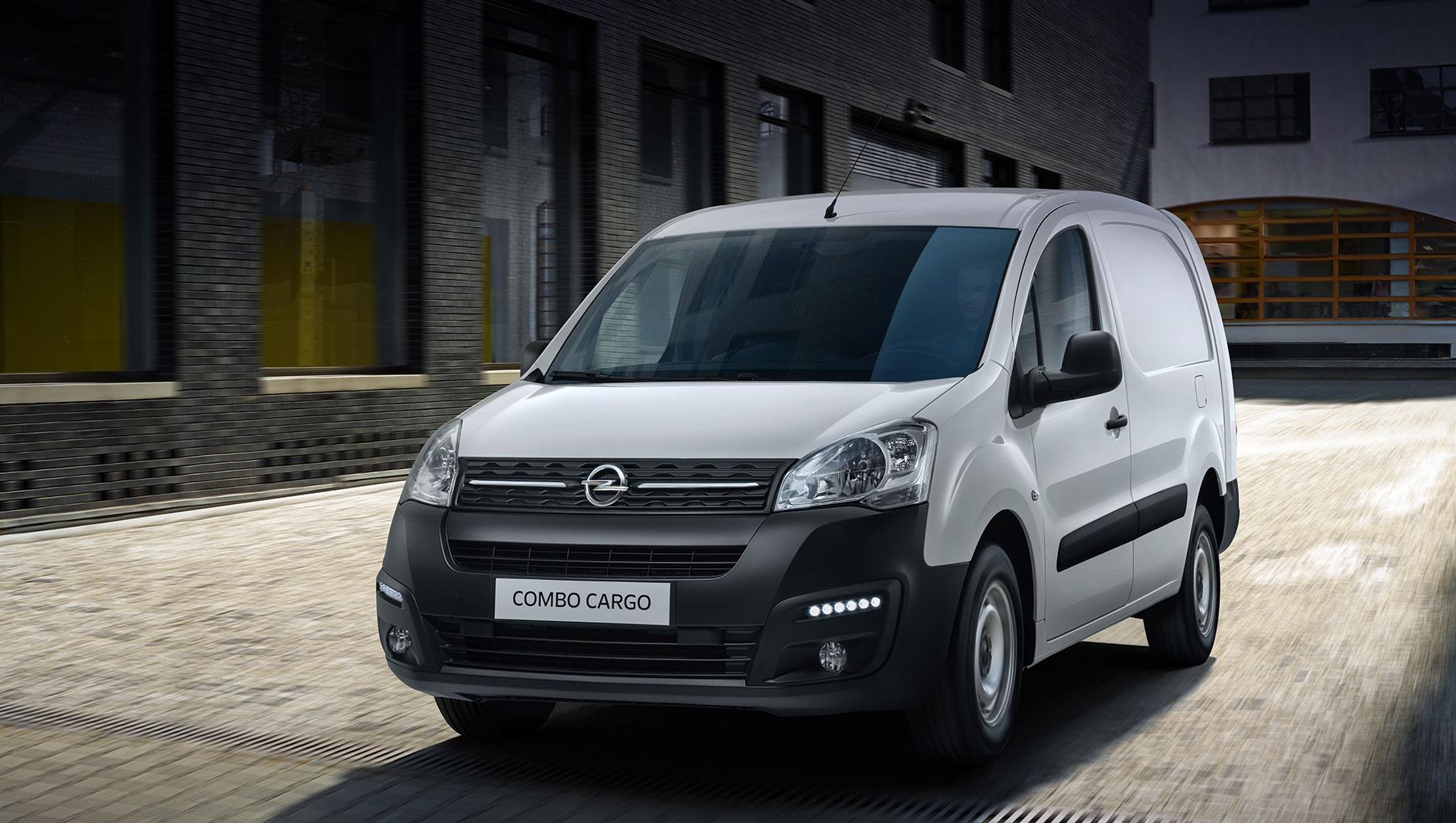 Оглашены рублёвые цены на «новый» фургон Opel Combo Cargo