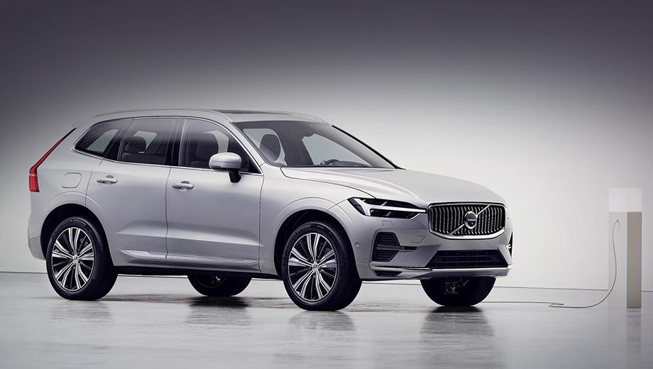Volvo XC60 поумнел благодаря технологиям Гугла