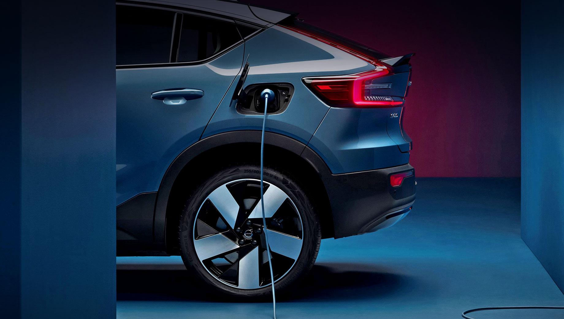 Электромобили Volvo будут ездить на шинах Recharge
