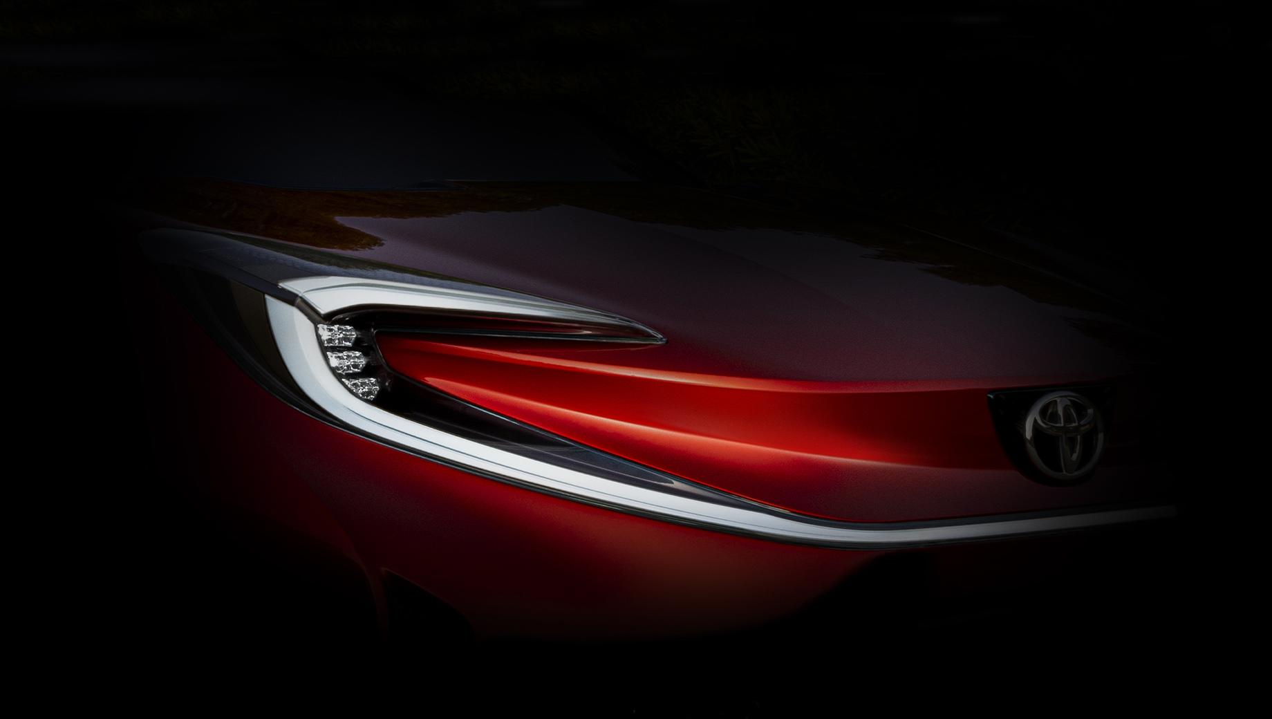 Концепт Toyota X prologue предварит выход семьи электрокаров