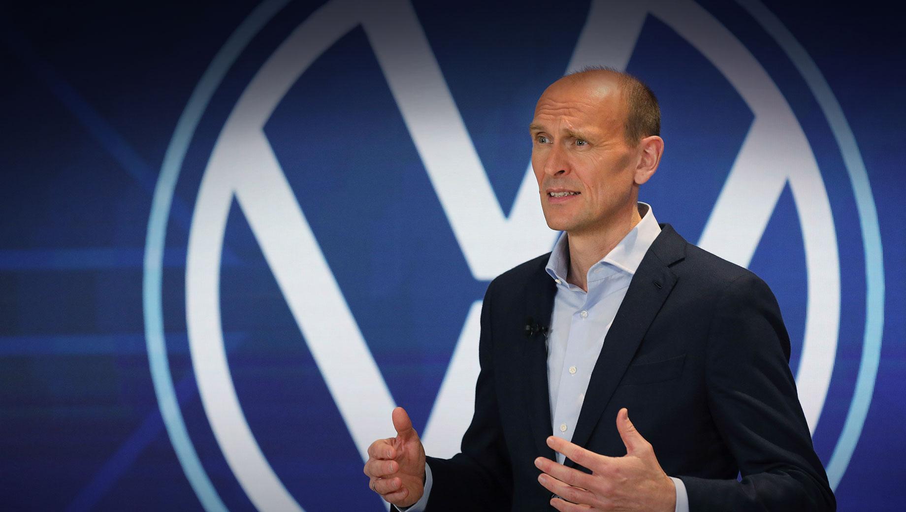 Volkswagen ускорит трансформацию благодаря плану Accelerate