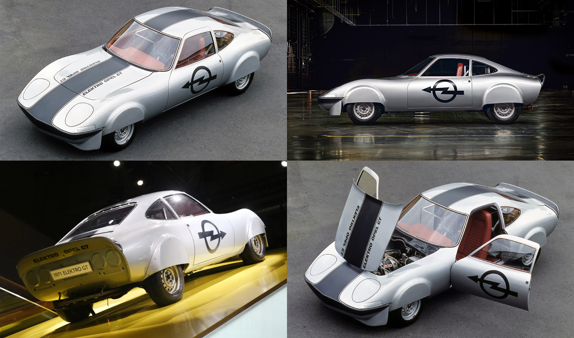 Opel Manta GSe ElektroMOD осовременит классику