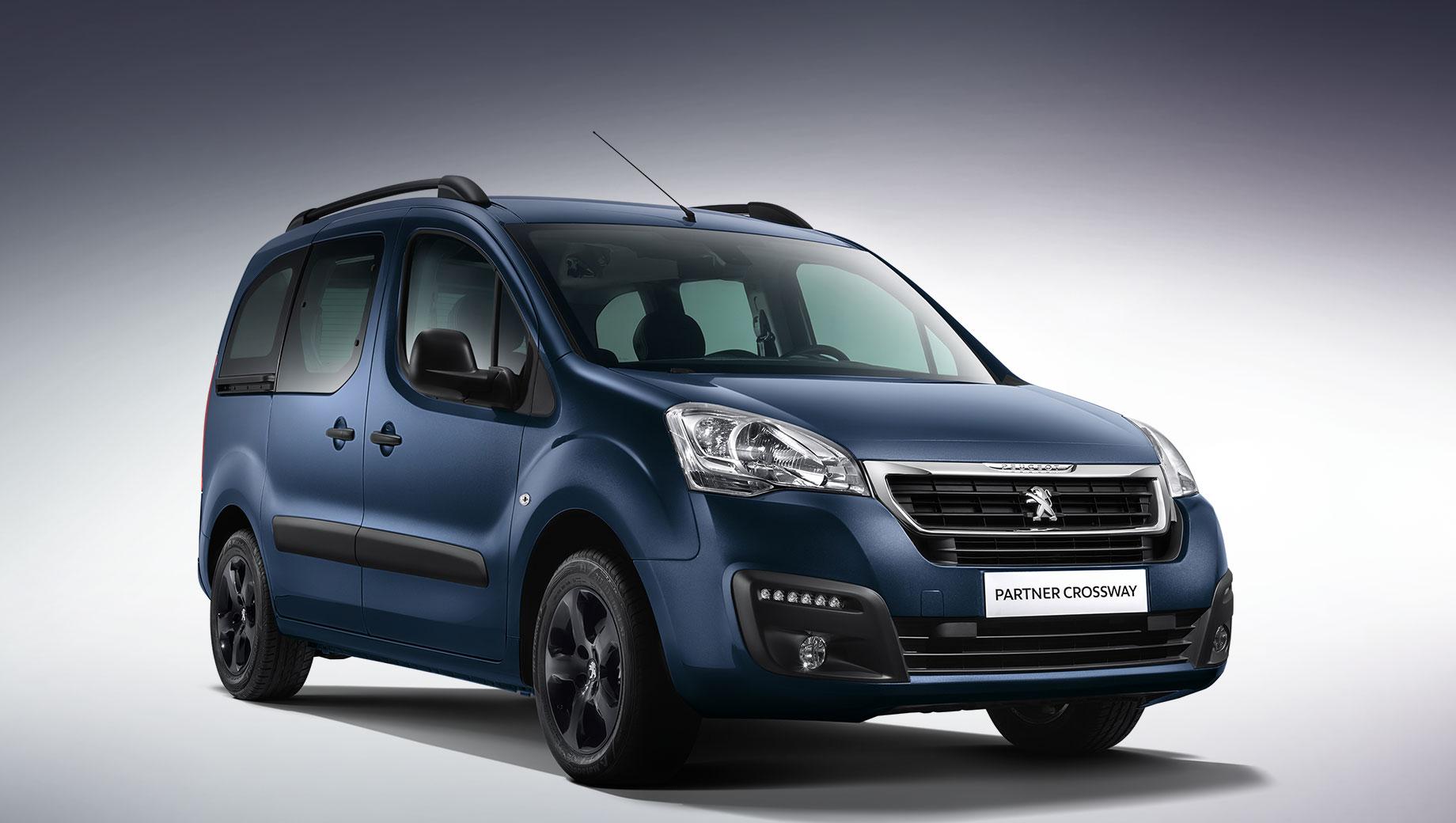 Peugeot Partner Crossway поступил в продажу