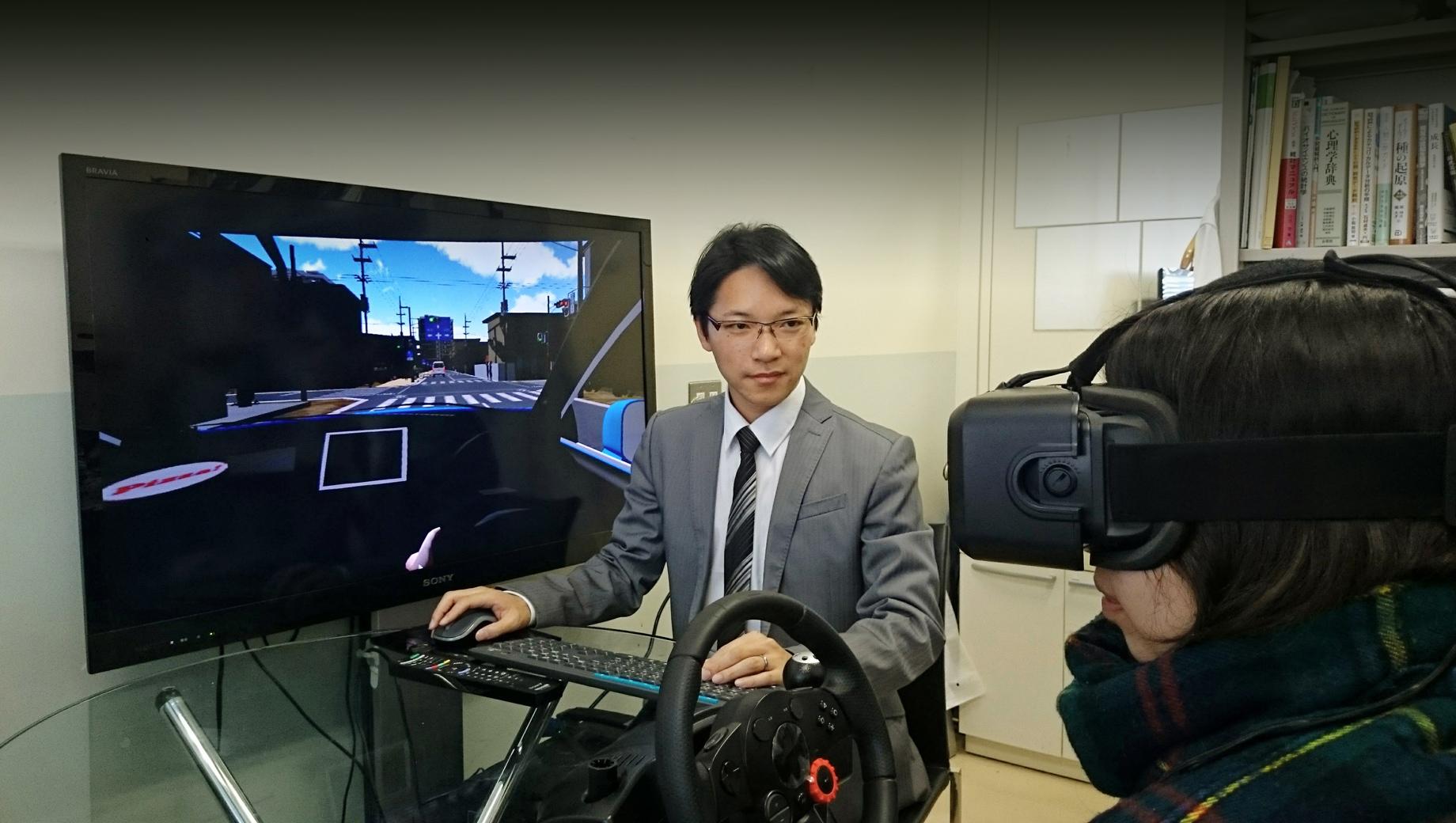 Nissan открыл виртуальный НИИ безопасности дорожного движения