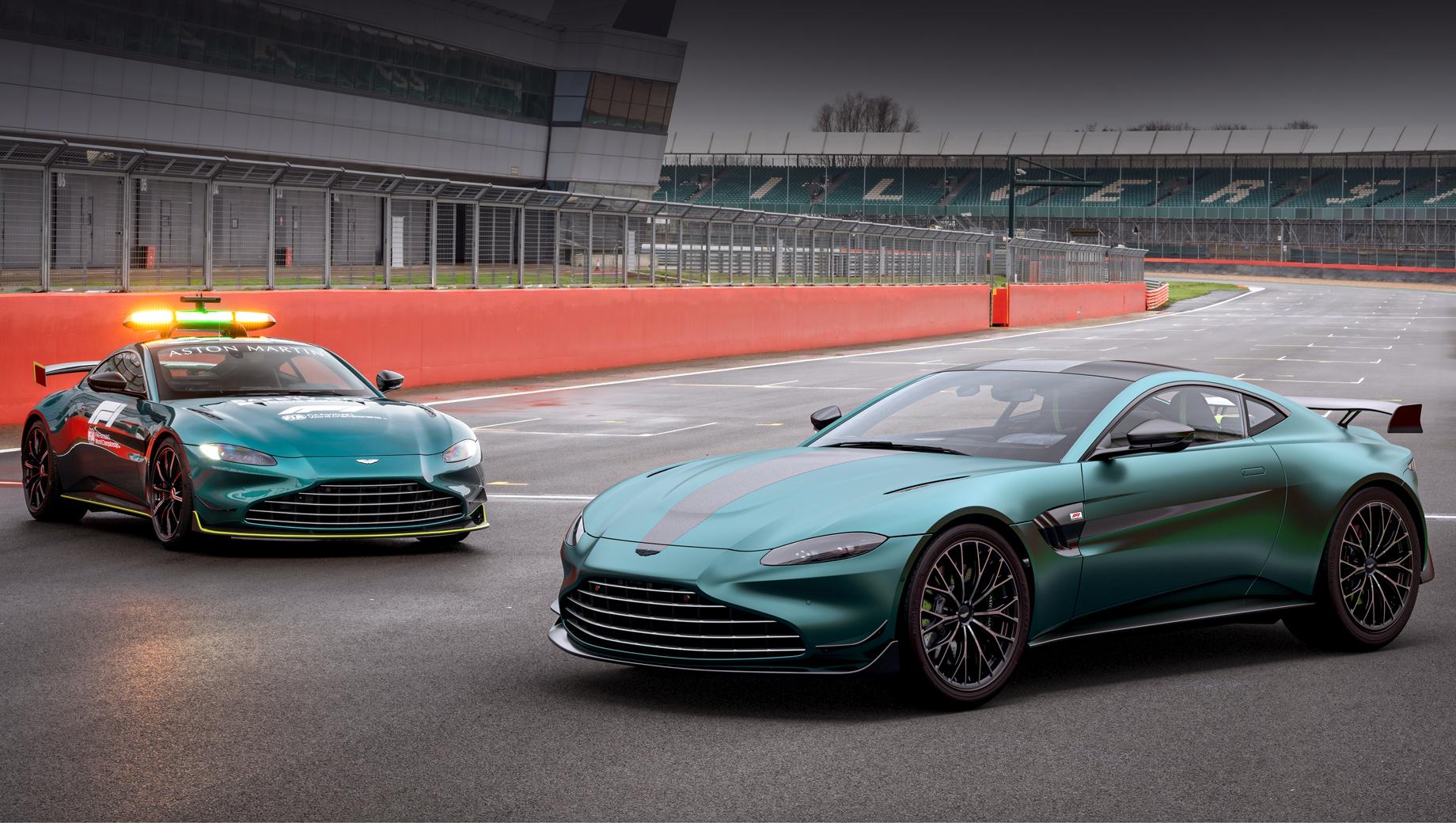 Aston Martin Vantage F1 Edition обзавёлся доработанными узлами