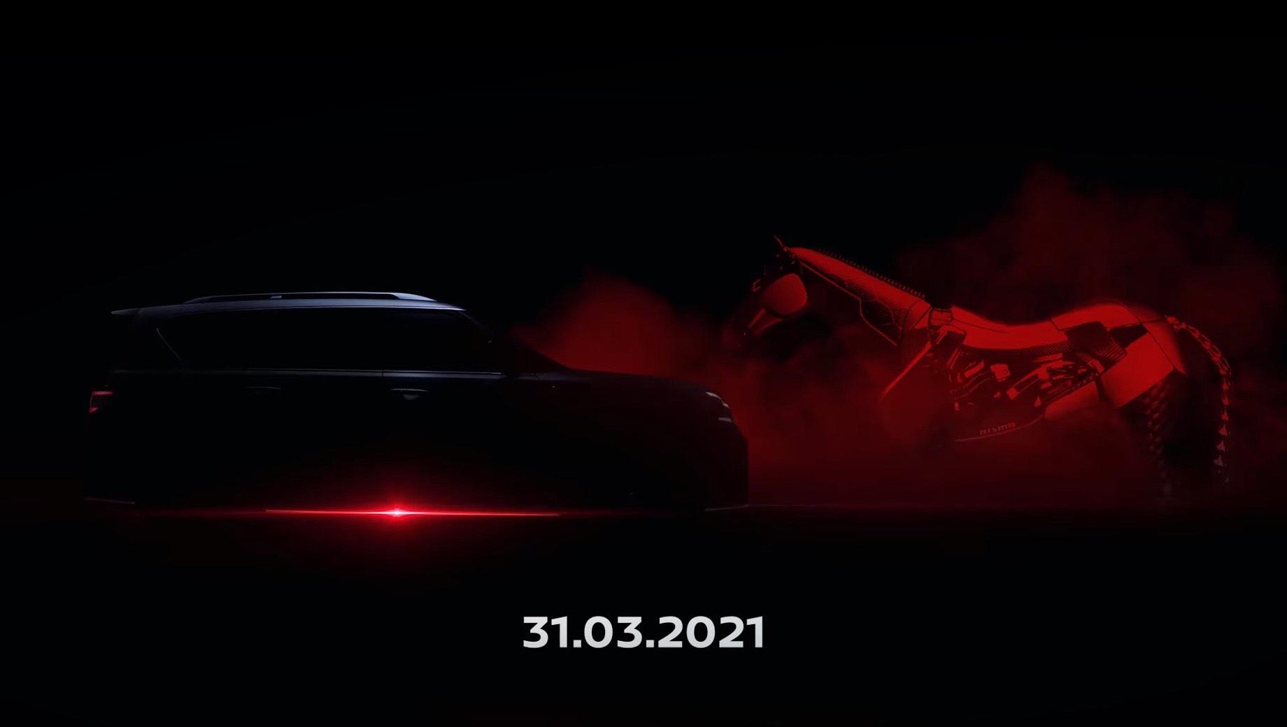 Обновлённый Nissan Patrol Nismo дебютирует на Ближнем Востоке
